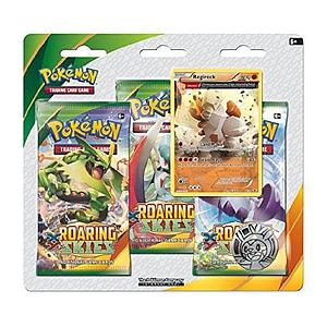 Pokemon Trading Card Game: XY Roaring Skies Booster 3-Pack