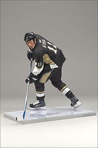 NHL Sportspicks Series 18 Jordan Staal (Pittsburgh Penguins) Black Jersey