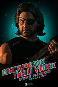 Sideshow Collectibles Escape From New York 1:6 Scale Snake Plissken