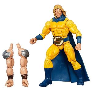 "Marvel Legends Infinite Build-a-figure Odin (The Allfather)"": Avenging Allies (Sentry)"