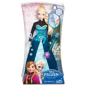 Disney's Frozen Color Change Magic Doll: Elsa