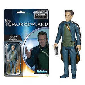 ReAction Figures Tomorrowland David Nix