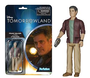 ReAction Figures Tomorrowland Frank Walker