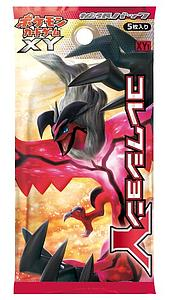 Pokemon Trading Card Game: XY Collection Y Booster Pack
