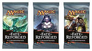 Magic the Gathering: Fate Reforged - Booster Pack