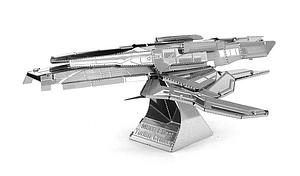 Metal Earth 3D Laser Cut Model Mass Effect Turian Cruiser