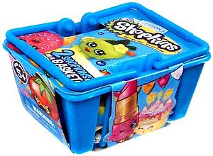 Shopkins Season 1 Mini Figures Shopping Basket