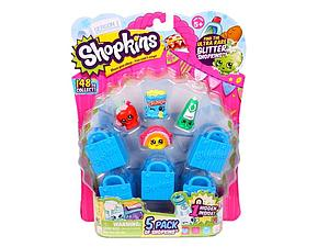 Shopkins Season 1 Figure: 5-Pack (Random Pack)