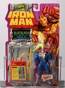 Toybiz Marvel Iron Man: Backlash