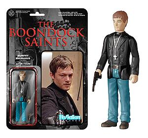 ReAction Figures Boondock Saints Murphy MacManus (Retired)