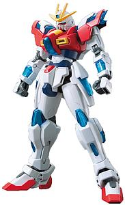 Gundam High Grade Build Fighters 1/144 Scale Model Kit: #028 Try Burning Gundam