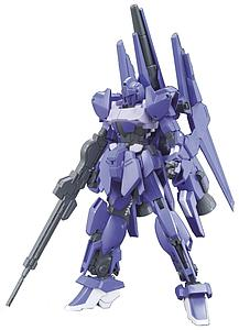 Gundam High Grade Build Fighters 1/144 Scale Model Kit: #025 Mega-Shiki