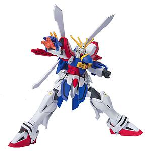 Gundam High Grade Future Century 1/144 Scale Model Kit: #110 GF13-017NJII G Gundam