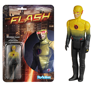 ReAction Figures The Flash TV Show Reverse Flash (Retired)