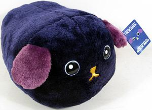 Toynami Mameshiba Plush: Giant Black Bean