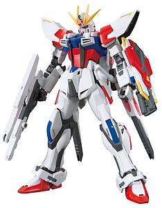 Gundam High Grade Build Fighters 1/144 Scale Model Kit: #009 Star Build Strike Gundam Plavsky Wing