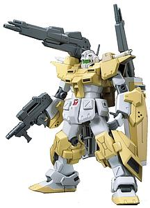 Gundam High Grade Build Fighters 1/144 Scale Model Kit:  #019 Powered GM Cardigan