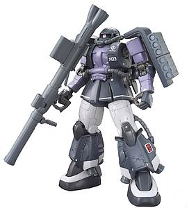 Gundam High Grade The Origin 1/144 Scale Model Kit: #003 MS-06R-1A Zaku II High Mobility Type (Gaia/Mash)
