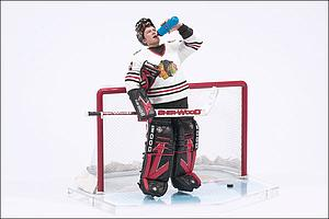 NHL Sportspicks Series 4 Jocelyn Thibault (Chicago Blackhawks) White