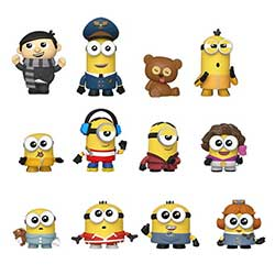 Mystery Minis Blind Box: Minions (12 Packs)