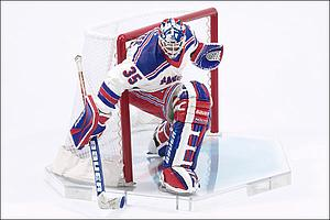 NHL Sportspicks Series 4 Mike Richter (New York Rangers) White