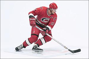 NHL Sportspicks Series 4 Ron Francis (Carolina Hurricanes) Red