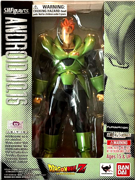 Dragon Ball Z S.H Figuarts: Android 16