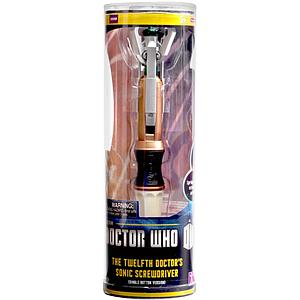 Doctor Who 1/1 Scale Accessory Replica: Twelfth Doctor's Screwdriver