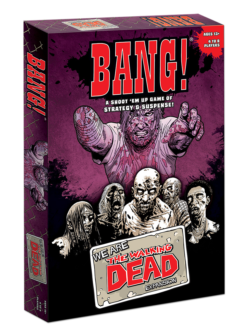 Bang! The Walking Dead: We are the Walking Dead Expansion