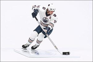 NHL Sportspicks Series 4 Ryan Smyth (Edmonton Oilers) White