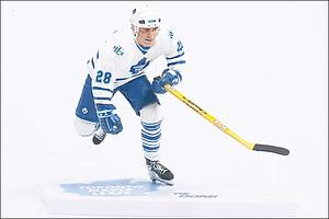 NHL Sportspicks Series 5 Tie Domi (Toronto Maple Leafs) White
