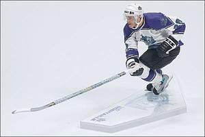 NHL Sportspicks Series 8 Luc Robitaille (Los Angeles Kings) White