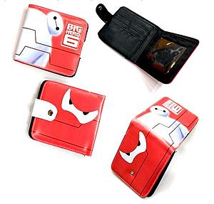 Big Hero 6 Wallet Baymax