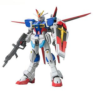 Gundam High Grade Gundam Seed 1/144 Scale Model Kit: #017 Force Impulse Gundam