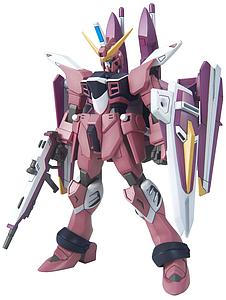 Gundam High Grade Gundam Seed 1/144 Scale Model Kit: R14 Justice Gundam