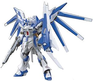 Gundam High Grade Build Fighters 1/144 Scale Model Kit: #029 Hi-V (Hi-Nu) Gundam Vrabe