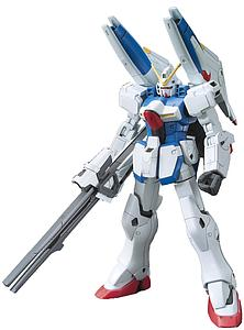 Gundam High Grade Universal Century 1/144 Scale Model Kit: #188 V-Dash Gundam