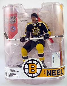 NHL Sportspicks Legends Series 6 Cam Neely (Boston Bruins) Black