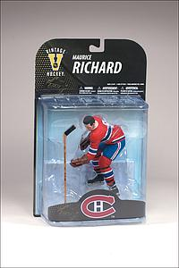 NHL Sportspicks Legends Series 7 Maurice Richard (Montreal Canadiens) Red