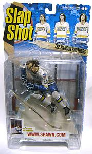 NHL Sportspicks Slapshot Series Jack Hanson (Charlestown Chiefs) White