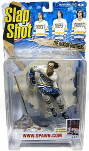 NHL Sportspicks Slapshot Series Steve Hanson (Charlestown Chiefs) White