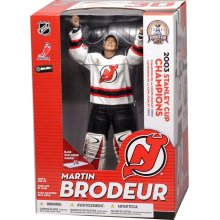 "NHL Sportspicks 12"" Series Martin Brodeur (New Jersey Devils) White"