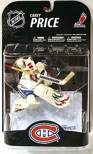 McFarlane NHL Sportspicks Series 21 Carey Price (Montreal Canadiens) White Jersey Exclusive