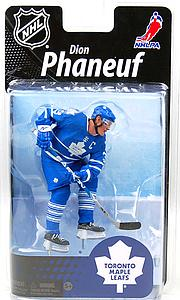 NHL Sportspicks Grosnor Series Dion Phaneuf (Toronto Maple Leafs) Blue Jersey Exclusive