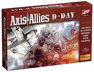 Axis & Allies: D-Day 6 June 1944