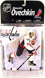 NHL Sportspicks Series 22 Alex Ovechkin (Washington Capitals) White Jersey