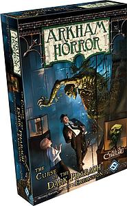 Arkham Horror: Curse of the Dark Pharaoh Expansion (Revised Edition)