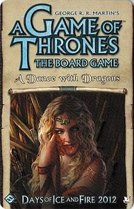 A Game of Thrones: The Board (Second Edition) - A Dance with Dragons Expansion