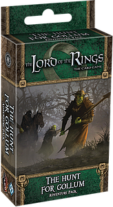 The Lord of the Rings: The Card Game - The Hunt for Gollum