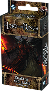 The Lord of the Rings: The Card Game - Shadow & Flame